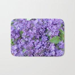 Lilacs Bath Mat