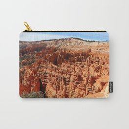 Bryce Canyon View At Sunset Point Carry-All Pouch