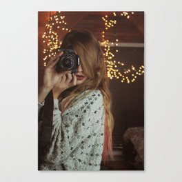 Photography Canvas Print