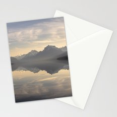 Landscape Reflections #mountain Stationery Cards