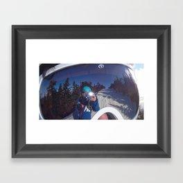 Viewpoint Framed Art Print