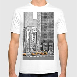 NYC Yellow Cabs NYPD - USA T-shirt