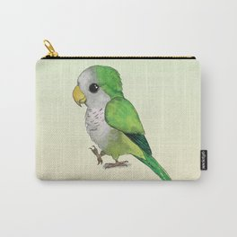 Very cute parrot Carry-All Pouch