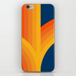 Bounce - Sunset iPhone Skin