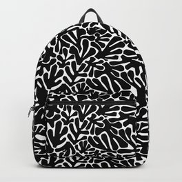 The Cut Outs // B&W Backpack