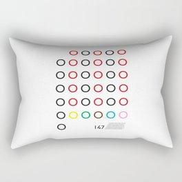 147 Rectangular Pillow