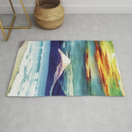 Living Rapture in Yeno Rug