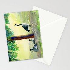 Canadian Geese Stationery Cards