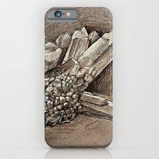 Crystals iPhone 6s Slim Case