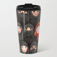 RUSSIAN IN ARABIC WORLD Travel Mug