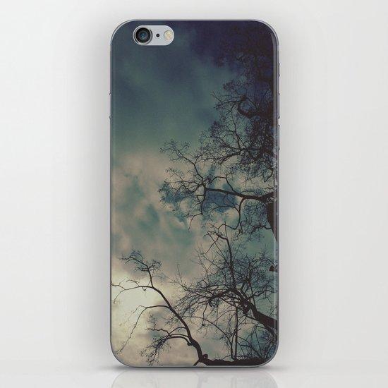 Shadows iPhone & iPod Skin
