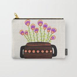 Floral vibes VIII Carry-All Pouch