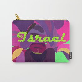 Royal Iris Carry-All Pouch