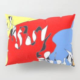Sliding in to Third: Tim Koss          by Kay Lipton Pillow Sham