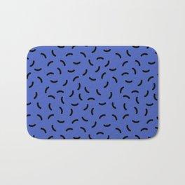 Memphis pattern 39 Bath Mat