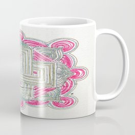 Rangoli 4 Coffee Mug