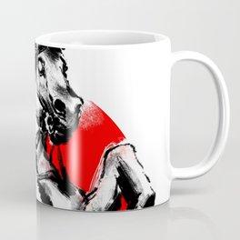 Samurai Spirit Coffee Mug