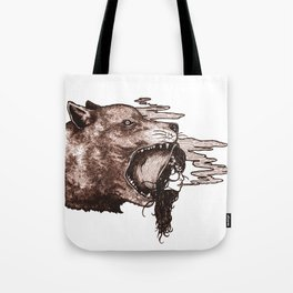 little red. Tote Bag