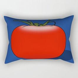 The Big Tomato Rectangular Pillow