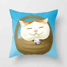 Shiro Throw Pillow