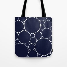 Floating Dots Tote Bag