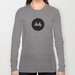 The Triangle spilled Long Sleeve T-shirt
