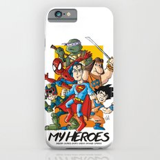 My Heroes Slim Case iPhone 6s