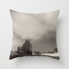 Bethlehem Steel Throw Pillow
