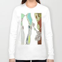 oslo Long Sleeve T-shirts featuring I Wish I Was In Oslo by Laurel McSpadden