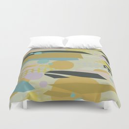 Let´s get crazy Duvet Cover