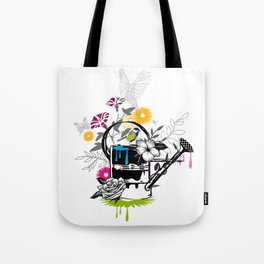 Garden lovers Tote Bag
