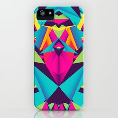 Friendly Color Slim Case iPhone (5, 5s)