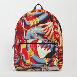Hindu Kali 11 Backpack