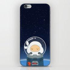 Space Ninja iPhone & iPod Skin