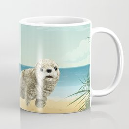 Jeffy The Harbor Seal Coffee Mug