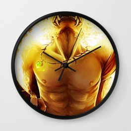 Reyfuss Wall Clock