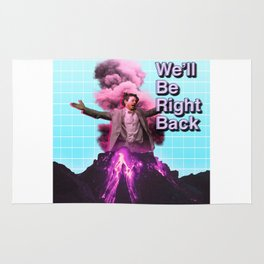 Eric Andre Aesthetic Rug