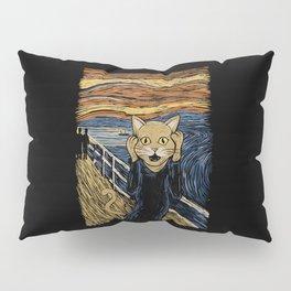 The Purr Pillow Sham