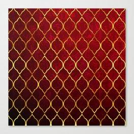 Moroccan Tile islamic pattern #society6 #decor #buyart #artprint Canvas Print