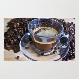 Fresh Roasted Coffee Rug