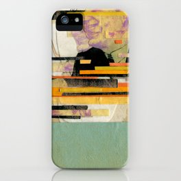 Kung Fu City iPhone Case