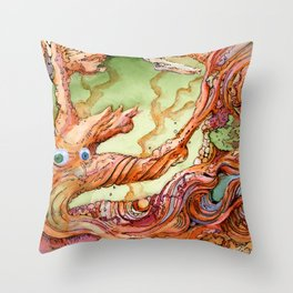 here's lookin at you, pal Throw Pillow