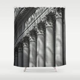 Sun Life Shower Curtain