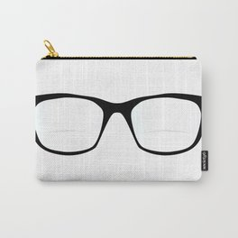 Pair Of Optical Glasses Carry-All Pouch