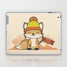 Pretty Cunning Laptop & iPad Skin