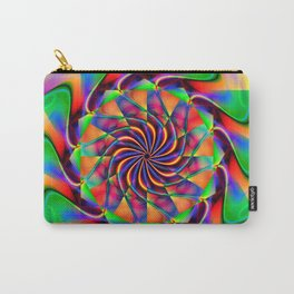frequency mandala Carry-All Pouch