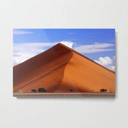The Dune - Namib desert, Namibia Metal Print