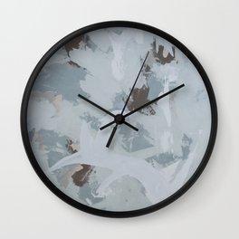 Ocean Forest Wall Clock