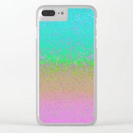 Glitter Star Dust G245 Clear iPhone Case