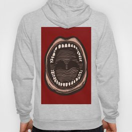 Big Mouth (Red) Hoody